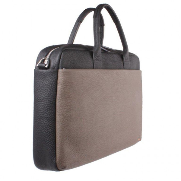 Hochwertige Computer-Tasche aus widerstandfähigem Leder