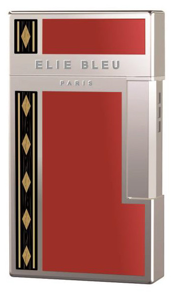 CIGARS JET FLAME lighter with RED lacquer