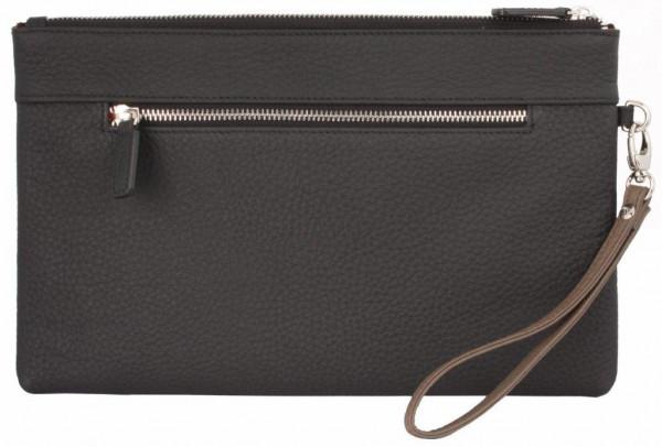XL, slim Clutch bag with handle
