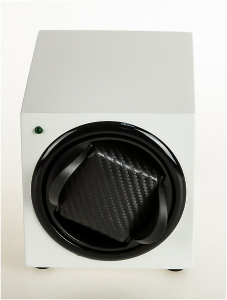 WWXL-1WHI | Watchwinder WHITE for 1(XL) watch