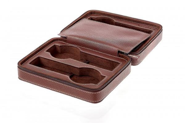 WPO4-CHOC | ZIP-pouch für 4Uhren