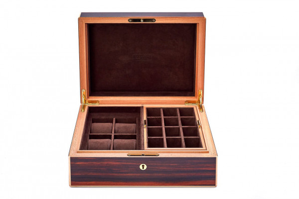 EB03 | Watches & jewellery box for HIM