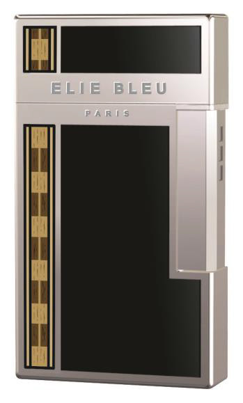 CIGARS JET FLAME lighter with BLACK lacquer